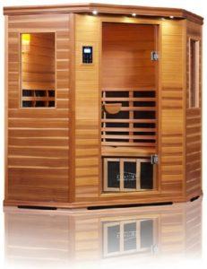 Clealright Premier IS-C Corner Sauna