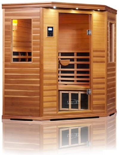 Clealright Premier IS-C Corner Sauna
