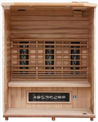 HealthMate Sauna Tecoloy Heaters