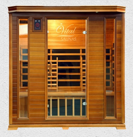 VItal Health Saunas 4 person