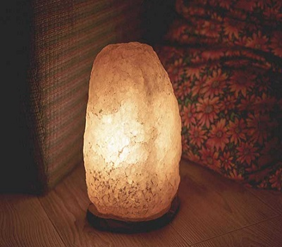 Salt lamp for Salt Therapy
