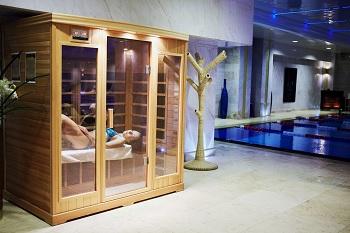 Infrared Sauna Royal Moscow Hotel