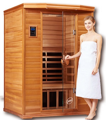 Jacuzzi Clearlight Premier IS-2 in Cedar