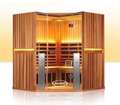 Jacuzzi Infrared Sauna Sanctuary C