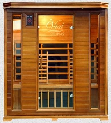 Healing Heat Therapy Cedar Best Wood for Sauna